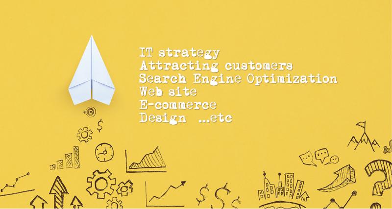 IT導入支援、EC特化、集客、デザイン重視、SEO対策も!それぞれの分野で戦略的なWeb制作を行います